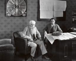 Hanns und Alfred Hörbiger